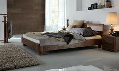 Bett HASENA OAKLINE Oak Condo Lisio Bettgestell, Doppelbett - Wunderschöne Schlafzimmermöbel
