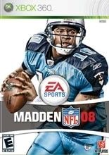 Madden 2008 - Xbox 360 Game