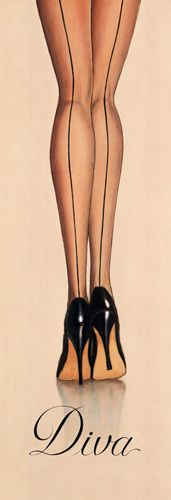 Diva Legs by Marco Fabiano Maybe not PC but hey