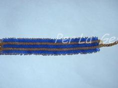 narukvica / bracelet with Czech glass beads