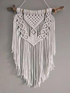 Macrame wall hanger/tapestry/wall hanging