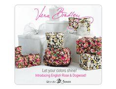 New Vera Bradley Winter 2012 colors & styles! PLUS an in-store giveaway! #verabradley #giveaway #reedsjenss