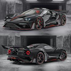 My Dream Car, Dream Cars, Racing Seats, Ford Gt40, Weapon Concept Art, Batman Comics, Unique Cars, Sport Cars, Motor Car