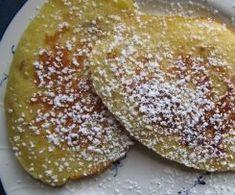 Apfelkrapfen von sabri auf www. Apple Recipes, Sweet Recipes, German Baking, Thermomix Desserts, Healthy Fruits, Fabulous Foods, Desert Recipes, Food Design, No Bake Cake