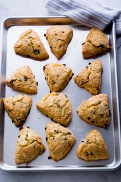 When scones are at their best, they can be life-changing. Anything that delicate, buttery, and oh-so-flaky can make a transcendent moment out of the five minutes it takes for you to eat it. I know people who won't touch scones, though, because all they've ever had were the dense, puck-like ones that are all too often found in cafes and coffee shops. Our recipe for buttery, tender scones is truly a revelation and will make a believer out of the most skeptical. With this recipe, we'...