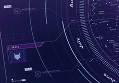 Map of The Northern Sky on Behance