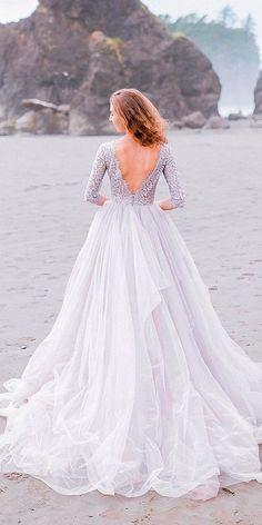 Beach Wedding Dresses Perfect For Destination Weddings ❤ See more: http://www.weddingforward.com/beach-wedding-dresses/ #weddingforward #bride #bridal #wedding #weddingdress