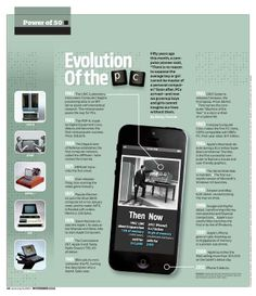 Evolution Of the PC - AARP Bulletin - November 2012 - Page 46-47