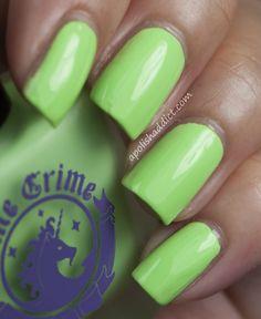 Lime Crime Pastelchio (Les Desserts d'Antoinette collection) $5.99