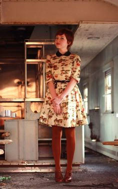 TBA To Be Adored Toadstool Mushroom Peter Pan Collar Dress - Google Search