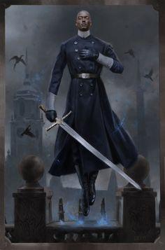 Fantasy Male, High Fantasy, Fantasy Rpg, Medieval Fantasy, Fantasy Artwork, Fantasy Wizard, Fantasy Character Design, Character Design Inspiration, Character Concept
