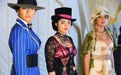 The Pretty Little Liars' Halloween costumes