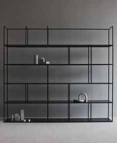MOD shelving by Barbera Design