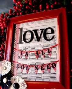 1/3......Valentine's Day Decorations