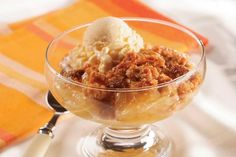 A sweet and easy cobbler that utilizes your delicious fall apples. - Capper's Farmer Magazine
