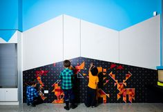 HASSELL | Projects - Murray Bridge Library