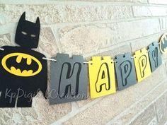 Lego batman birthday party ideas, Lego birthday banner, Lego birthday  Check out this item in my Etsy shop https://www.etsy.com/listing/542048581/lego-birthday-banner-lego-batman-lego