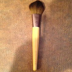 Eco Tools Blush Brush Only used once! In like-new, clean condition! Eco Tools Tapered Blush Brush originally purchased at Ulta. Does not come with original packaging. *SMOKE-FREE HOUSEHOLD* Makeup Brushes & Tools