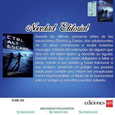 """Ctrl Alt Escape"" de Marta S. Pina y Jeremy M. Williams"