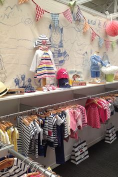 Week-end à la Mer for a chic nautical style - kids fashion - Bubble Trade Show July 2014