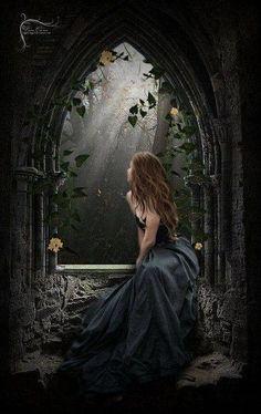 Dark Fantasy Art Women Fairy Tales Ideas For 2019 Dark Fantasy Art, Fantasy World, Dark Art, Dark Gothic Art, Gothic Artwork, Beautiful Fantasy Art, Vampires, Art Vampire, Art Noir