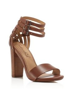 Splendid Jena Ankle Strap High Heel Sandals   Bloomingdale's