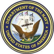 Seal of the United States Department of the Navy (alternate).svg