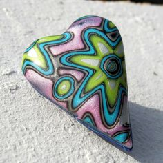 images about Polymer Clay Hearts Tales of