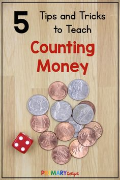 How to Teach Counting Money in 1st and 2nd Grade – Primary Delight