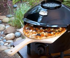 Pizzeria Pronto Outdoor Pizza Oven | DudeIWantThat.com