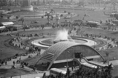 صورة جميلة جدا لميدان التحرير في الستينيات من القرن الماضي