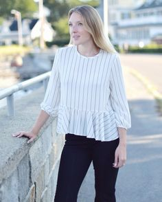 I'm having a (long) moment with ruffles 〰 this top sold out lighting fast during #nsale but should be stocked again soon ➰ in the meantime, here are some similar options to shop right from your email 👉🏻 @liketoknow.it http://liketk.it/2oTpE #liketkit #bostonblogger #darlingweekend