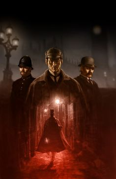 Sherlock Holmes will always inspire us. They say it was one of the most well done stories ever written.