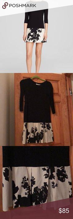 4086600c7aa7 Floral Skirt Dress Super cute dress with drop waist bottom