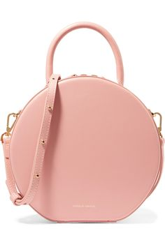 c3d8718dd11 Baby-pink leather (Cow) Two-way zip fastening along top Comes Mansur
