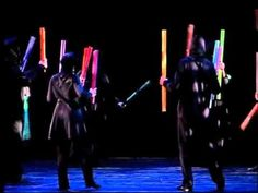 lighted Boomwhackers, Chopin