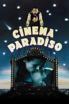cinema paradisio - Google Search Best Movies List, Top Rated Movies, Good Movies To Watch, All Movies, Movie Db, Movie Theater, Jacques Perrin, Giuseppe Tornatore, New Cinema
