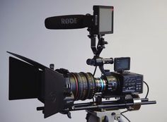 The Sony FS100 has been a great camera #Sony #FS100 #cinema #film #production #Lens #Camera #video #BTS