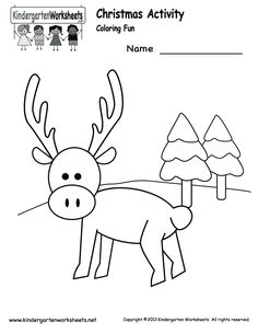 Worksheets Holiday Worksheets For Kindergarten christmas cookies worksheets for kindergarten and on coloring worksheet printable