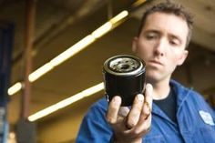 Owners should replace the oil filter at the same interval as the oil change.