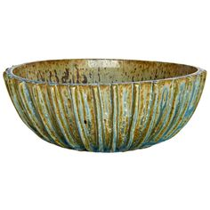 Large Bowl by Arne Bang   From a unique collection of antique and modern bowls at https://www.1stdibs.com/furniture/dining-entertaining/bowls/