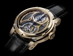 "Louis Moinet ""Meteoris"" Watch. Price: $4,599,487.00"