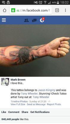 Christian religious tattoo brilliant Mark Brown, Religious Tattoos, Tatoos, Body Art, Tattoo Ideas, Christian, Ink, Tatuajes, India Ink