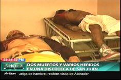 Dos Muertos Y Varios Heridos En Una Discoteca De San Juan