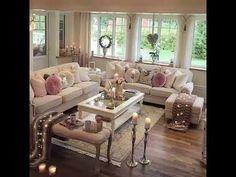 افكار روعة لديكور غرف الجلوس