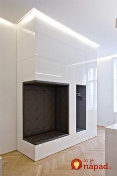 Law Office Design, Law Office Decor, Home Entrance Decor, House Entrance, Bedroom Closet Design, Wardrobe Design, Hall Furniture, Furniture Design, Condo Design