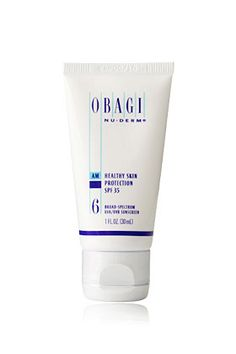 Obagi Nu-Derm Healthy Skin Protection SPF 35, $37.60- Ones of few sunscreens that doesn't leave you oily. I'm hoping to send some of these to my boyfriend and his buddies who are deployed in Afghan.