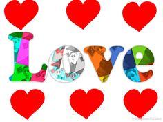 Photo Collage Maker - LOVE ME