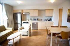 RMH Toronto family suite kitchen