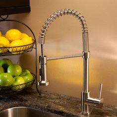 Hjuvik Kitchen Faucet With Handspray  Ikea  Went To A Friends Cool Costco Kitchen Faucet Design Inspiration